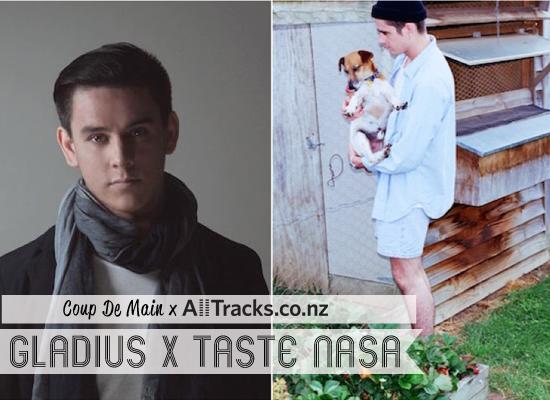Coup De Main X Alltracks Taste Nasa X Gladius Coup De