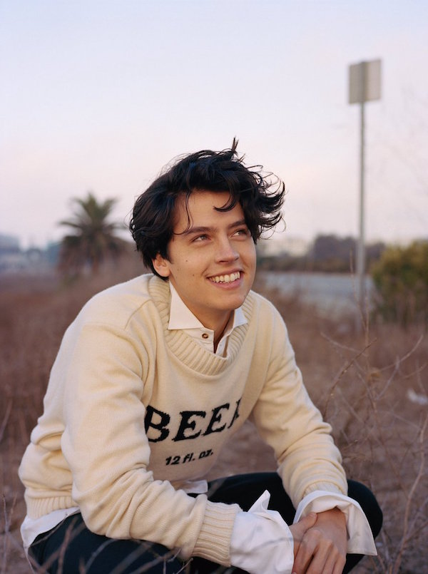 Cole Sprouse 2017 Girlfriend