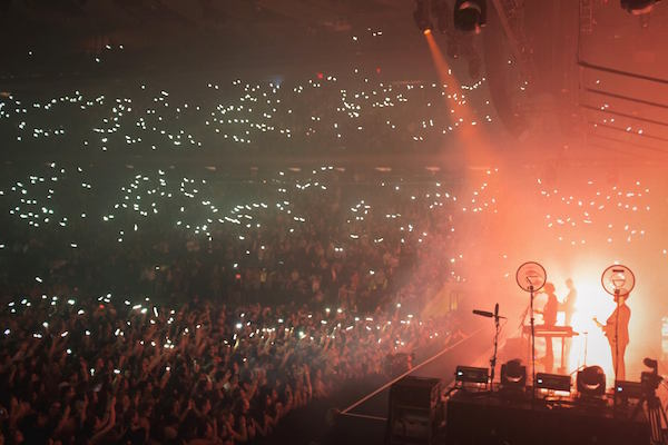 Review The 1975 Madison Square Garden New York Coup