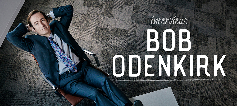 Homepage Banner - Bob Odenkirk - April 2017