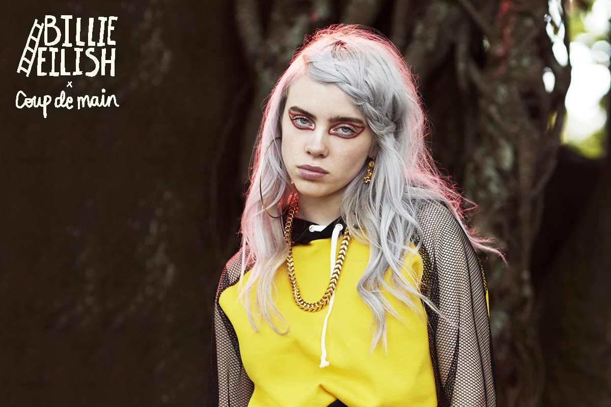 Interview: Billie Eilish, you better love her.