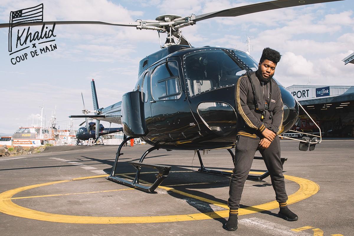 Interview: Khalid, living his American Dream.