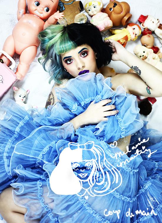 interview melanie martinez on her debut album cry baby