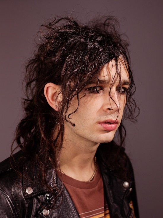 the 1975s matty healy on the cover of wonderland