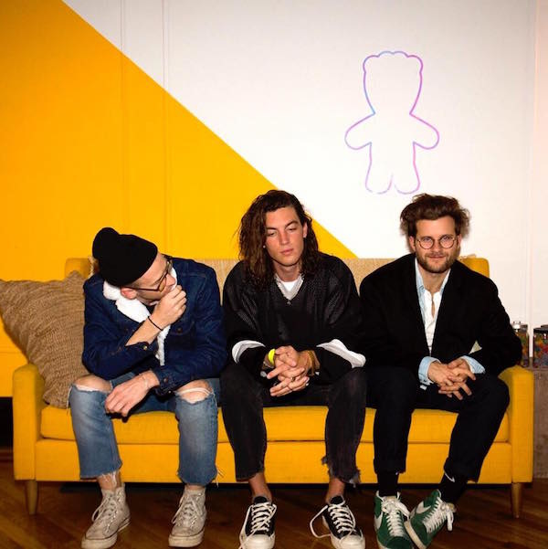 Lany: LANY Announce Australian Tour For 2017.