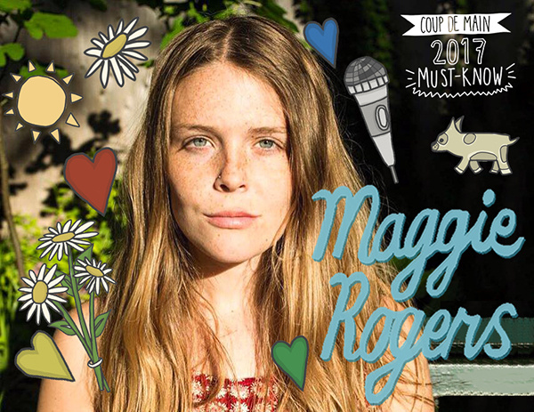 Interview 2017 Must Know Maggie Rogers Coup De Main