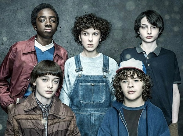 Netflix Is Turning 'Stranger Things' Into A Book Series