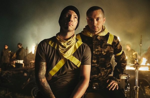 Twenty One Pilots Announces New Tour, Drops Two New Singles