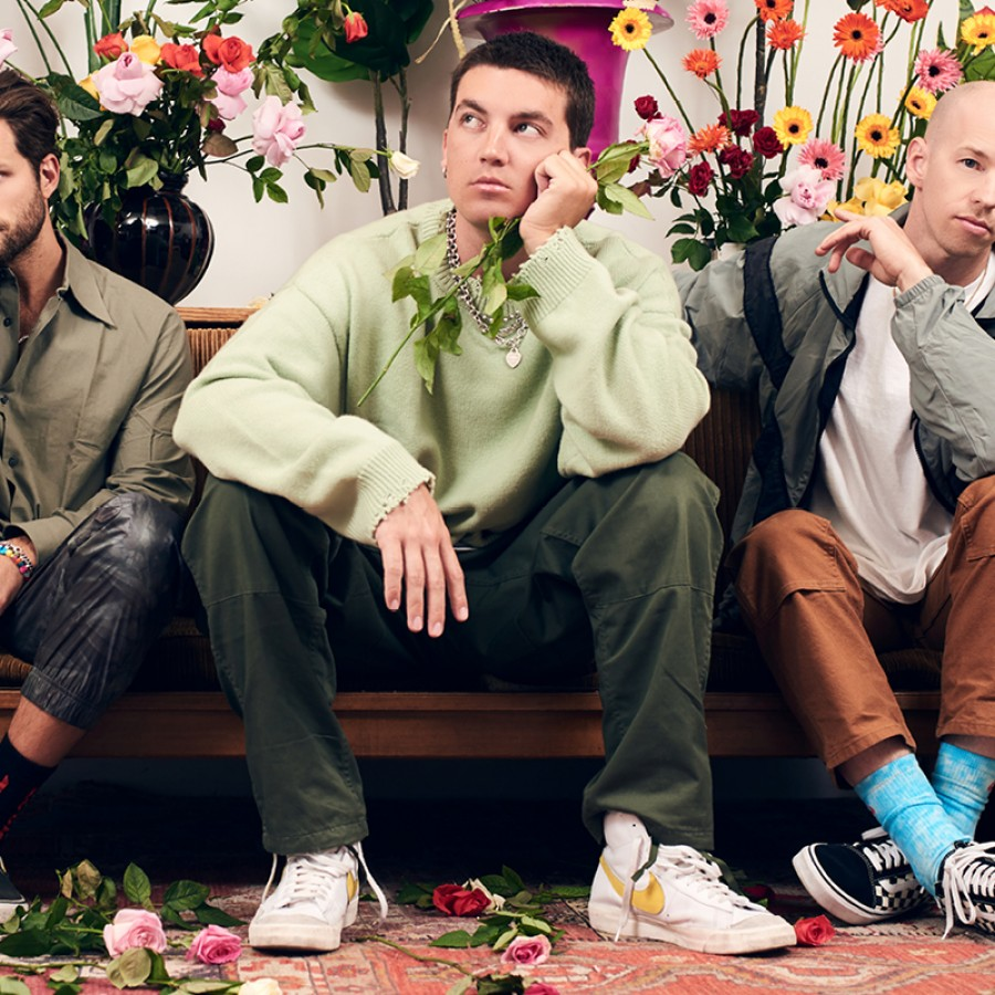 Interview: LANY, through thick and thin.