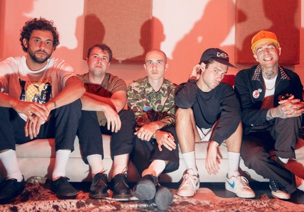 Interview: The Neighbourhood on their 'Hard To Imagine The Neighbourhood Ever Changing' project.
