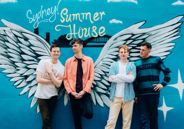 Interview: Glass Animals' Dave Bayley on Wavey Davey, his songwriting process changing, and more.