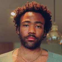 Interview Donald Glover A K A Childish Gambino Backstage