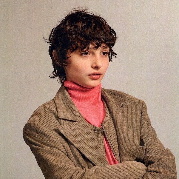 Finn Wolfhard On The Cover Of Dazed Magazine Winter