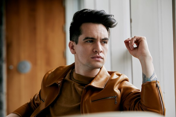 b96a1ce8 latest interview: Interview: Panic! At The Disco's Brendon Urie on new  album 'Pray For The Wicked'.