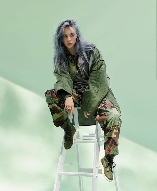 Billie Eilish x Nike's new Air Jordans