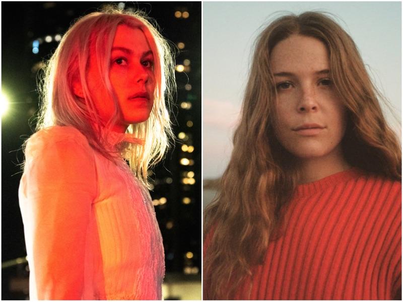Listen: Phoebe Bridgers & Maggie Rogers cover 'Iris'. - Coup De Main Magazine