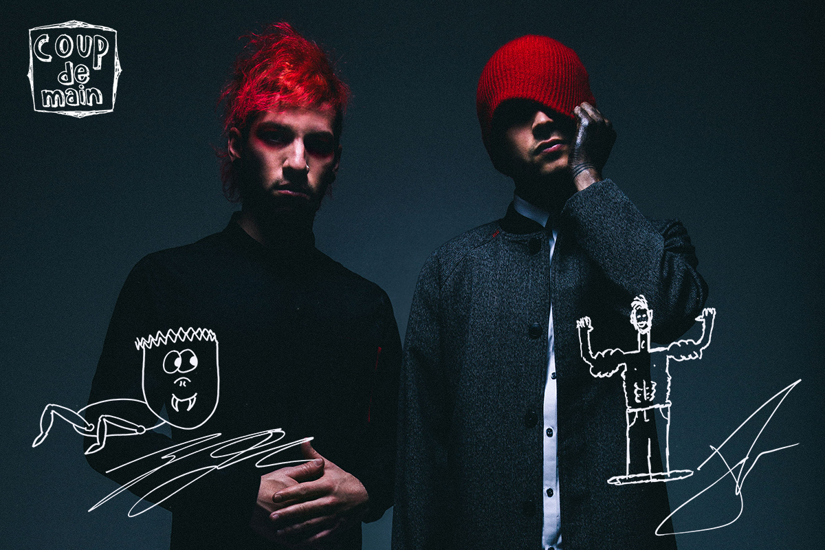 Interview Twenty One Pilots On Blurryface Touring And New Music