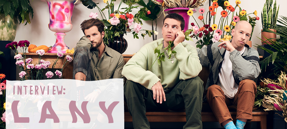 Homepage Banner - LANY