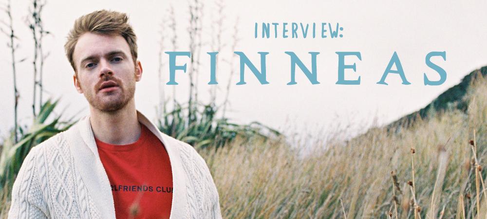 Homepage Banner - Finneas