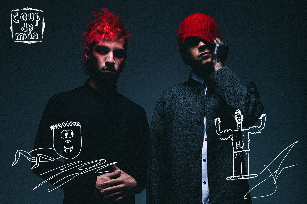 Interview: Twenty One Pilots on 'Blurryface', touring, and new music.