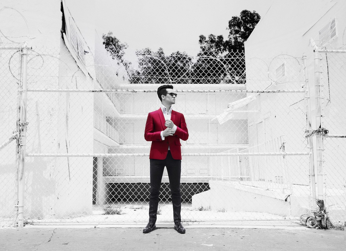 """Interview: Panic! At The Disco's Brendon Urie is """"very ready"""" to return to New Zealand."""