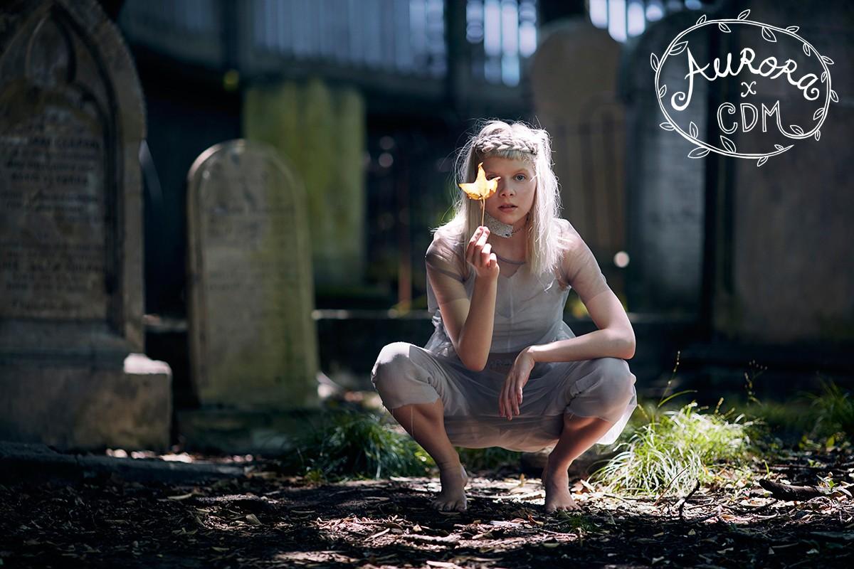 Interview: A Warrior Spirit, Aurora.