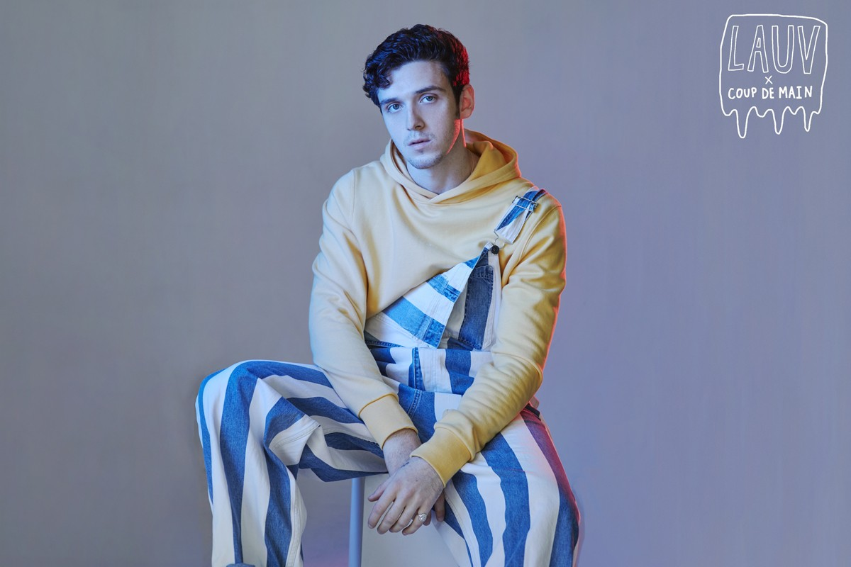 Interview: Chasing fire with Lauv.