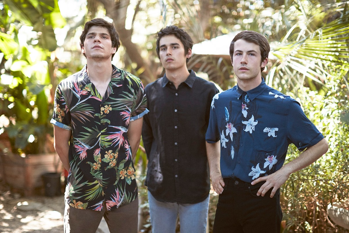 Interview: Wallows on their 'Spring' EP, debut album, and more.