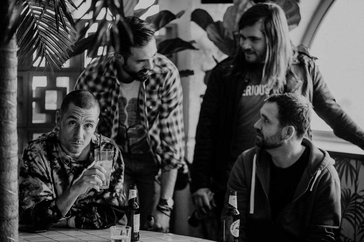 Interview: Bastille - finding joy in dark times.
