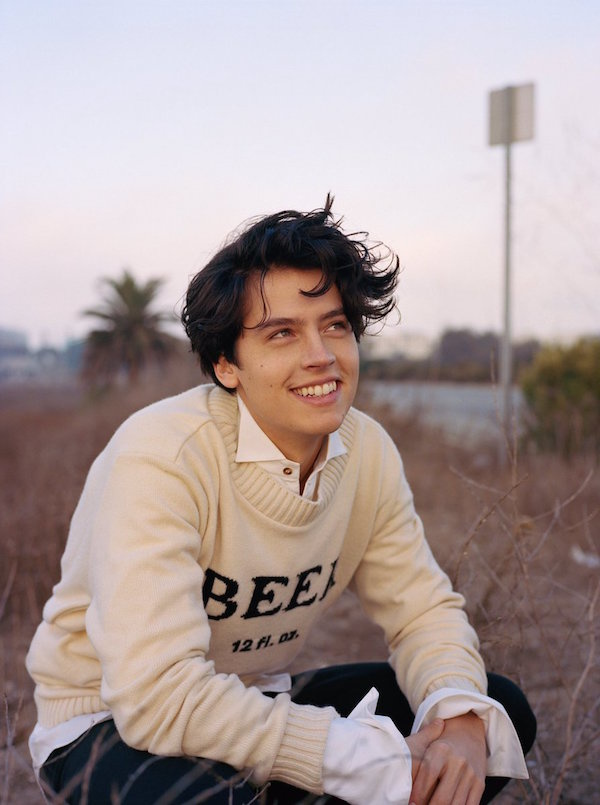 Cole Sprouse X The Last Magazine February 2017 Coup