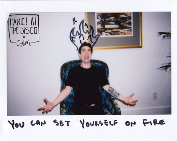 Interview Brendon Urie On Yours And His Favourite Panic At The