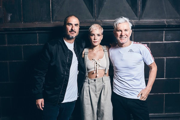 Halsey releases new song 'Eyes Closed' + watch her interview