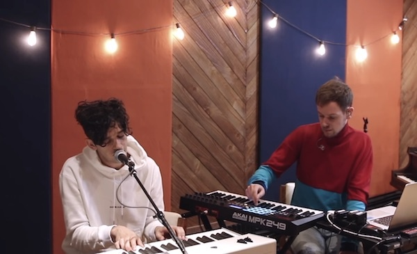 Watch The 1975 X 91X San Diego Live Session