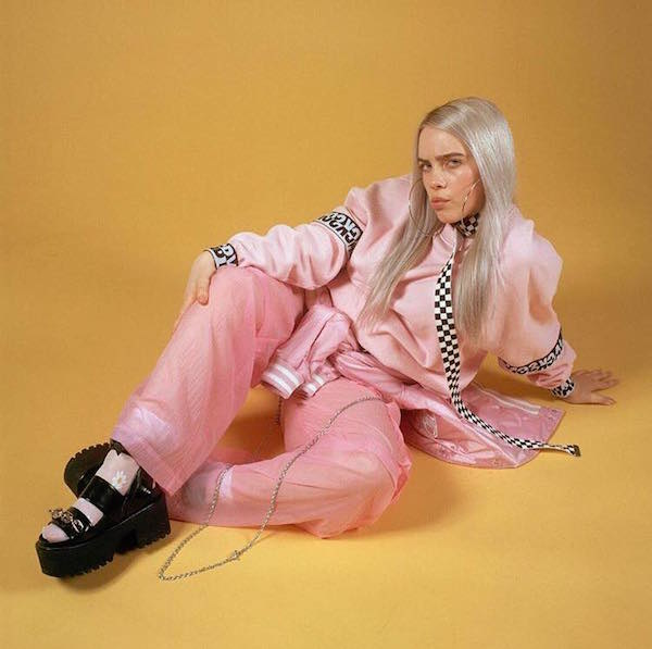 Interview: Billie Eilish on her debut NZ show, her debut EP, and