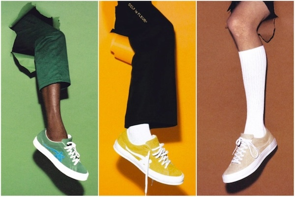 Tyler The Creator S Golf Le Fleur Collection For Converse