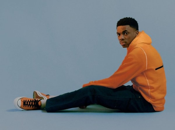 Watch: YouTuber Brad Hall interviews Vince Staples  | Coup
