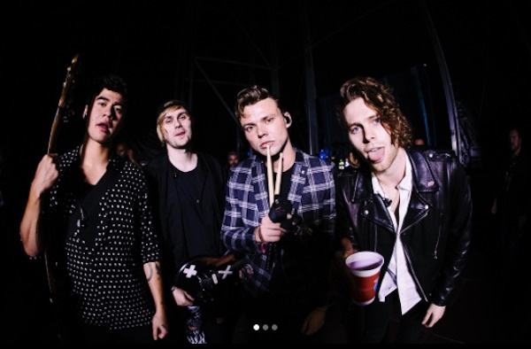 88a12f0cd96c 5 Seconds Of Summer are set to return this Friday with a new song