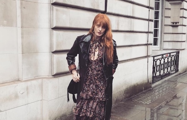 Must-listen: Florence + The Machine covers \'Tiny Dancer\'. | Coup De ...