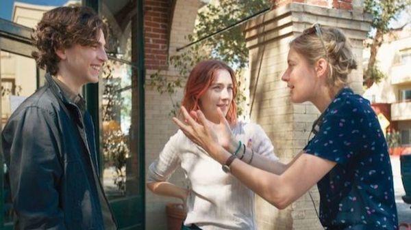 Timothée Chalamet and Saoirse Ronan cast in Greta Gerwig's