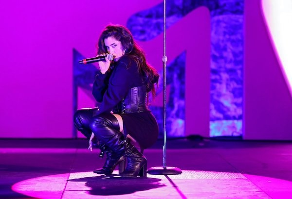 Image result for Lauren Jauregui performing