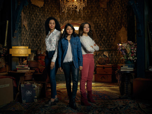 Interview: Madeleine Mantock on playing Macy in 'Charmed