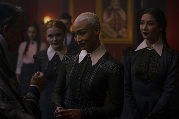Interview: Tati Gabrielle on the 'Chilling Adventures Of