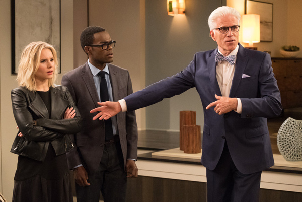 Interview: William Jackson Harper on 'The Good Place' and