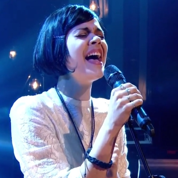 Necessary words... Bat for lashes laura