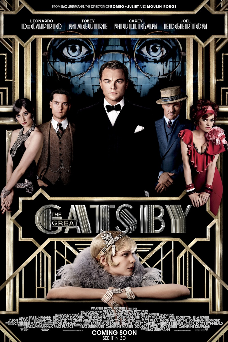 Must-watch: third 'The Great Gatsby' trailer [previewing a