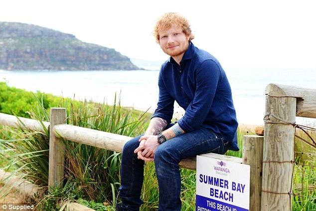 Watch: Ed Sheeran on 'Home And Away'  | Coup De Main Magazine