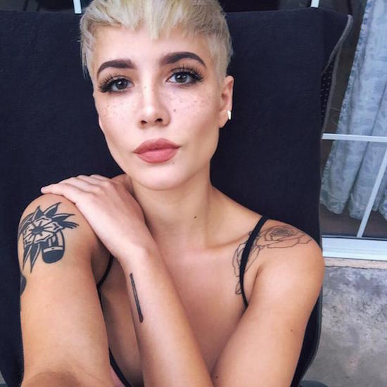 Watch: Halsey's trailer for the 'New Americana' music video
