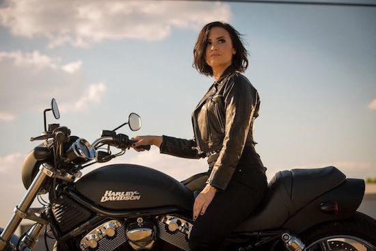 Demi Lovato  Confident Official Video  >> Demi Lovato Confident Music Video Coup De Main Magazine