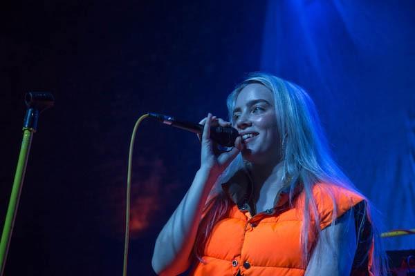 Watch Billie Eilish Perform Copycat Live Coup De Main Magazine