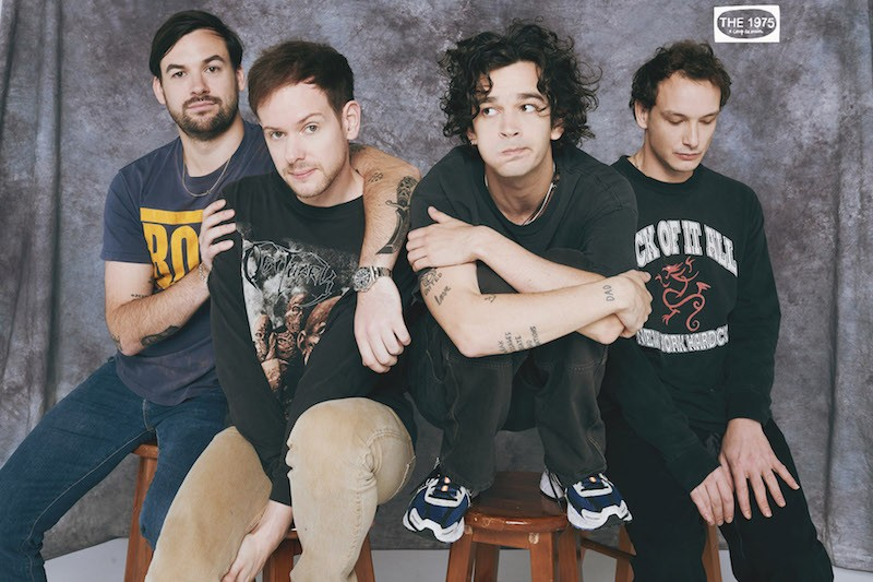 The 1975's Matty Healy updates fans on leaving social media, being ...